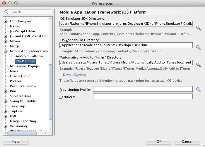 itunes media mobile applications folder delete