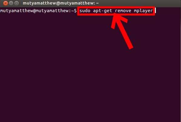 how to uninstall applications on mac terminal