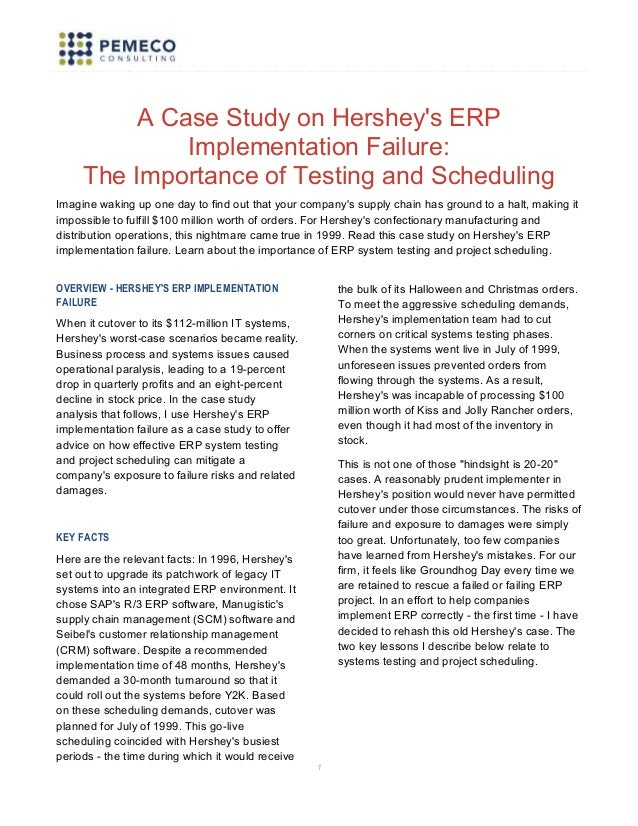 case study application of rp