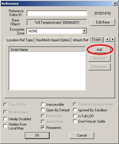 skyrim creation kit application load error