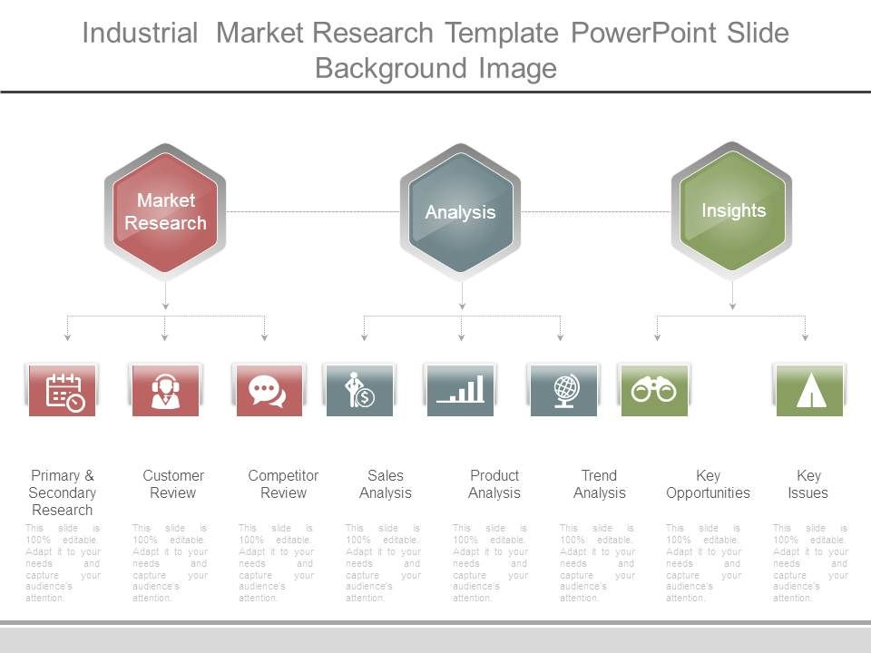 research application in business decision ppt