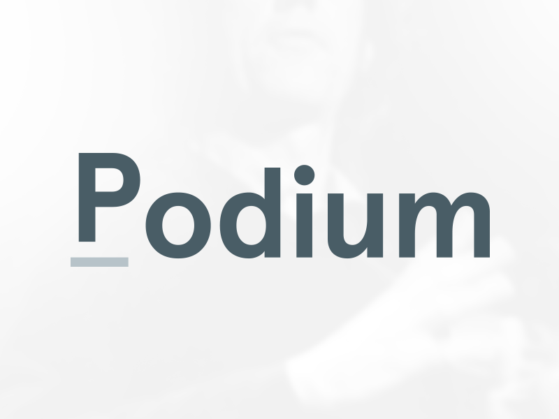 how to clone application in podium