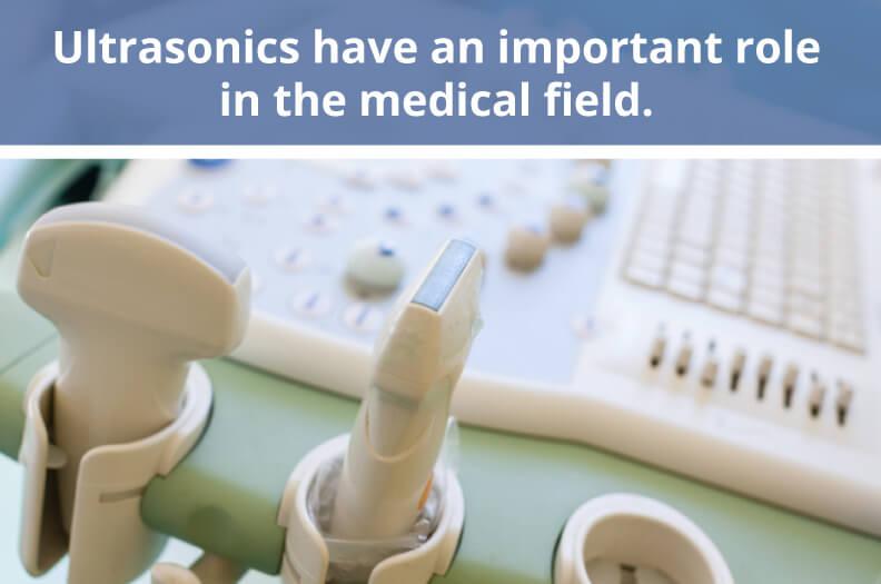 application of ultrasonic sound in medicine