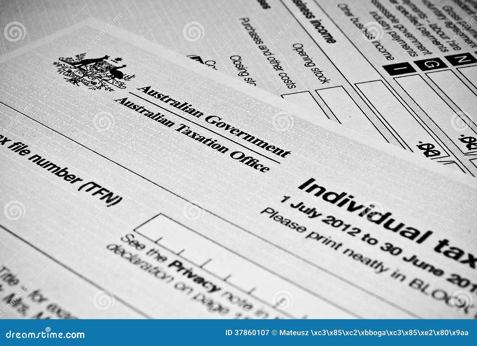 tax filenumber application form qld