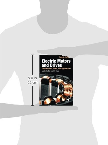 electric motors and drives 4th edition fundamentals types and applications