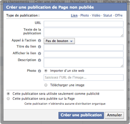 applications facebook utiles pour page