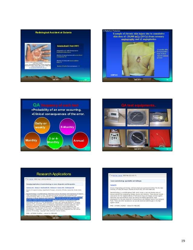 application of radioactive materials in medicine