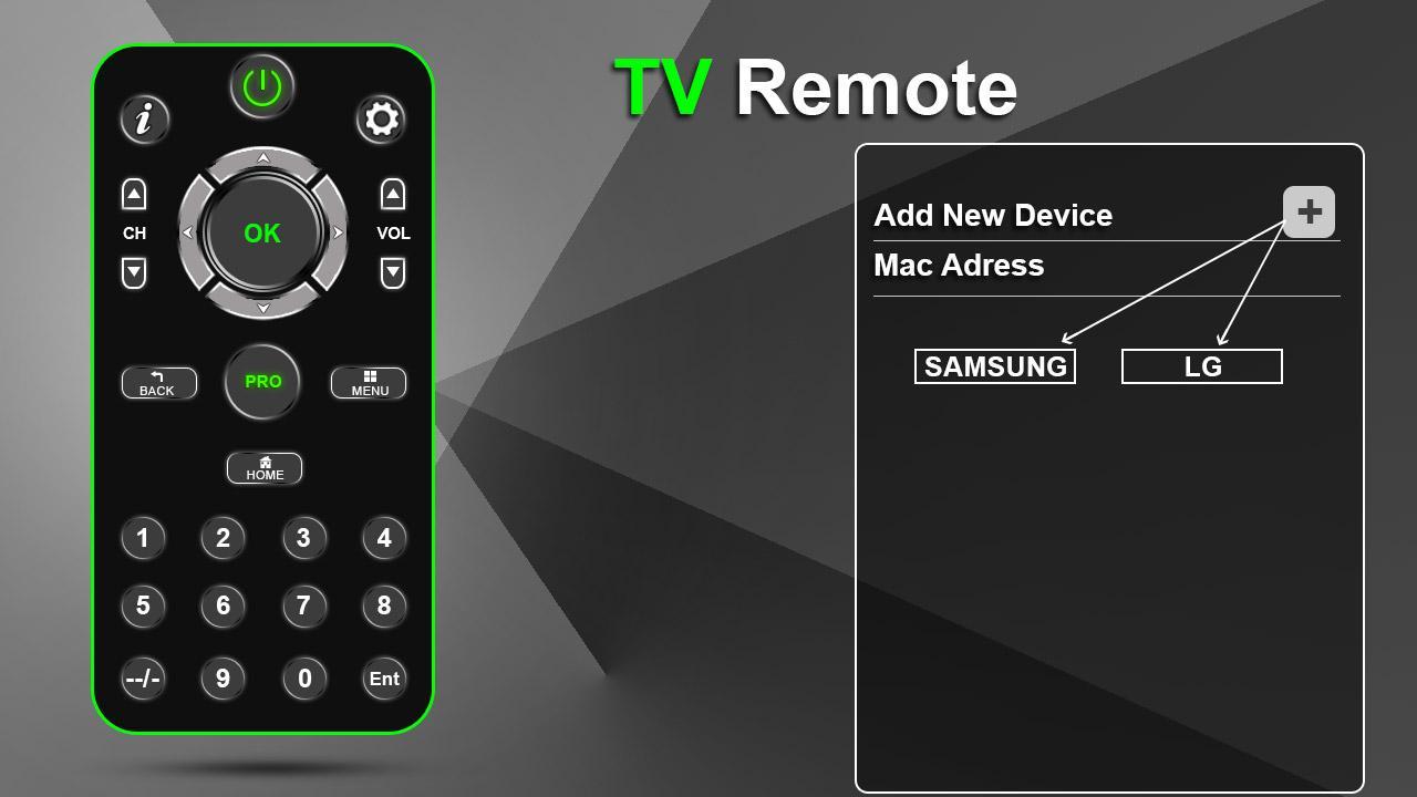 sony tv remote control application