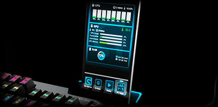 how to use logitech arx control application