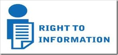 right to information act application form in english