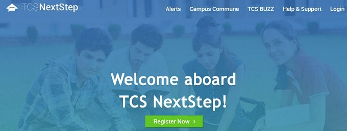 tcs application form for freshers