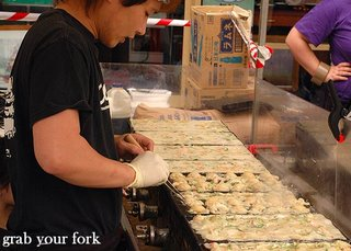 temporary food stall application marrickville
