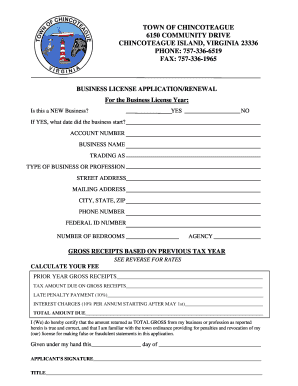 property company licence application form