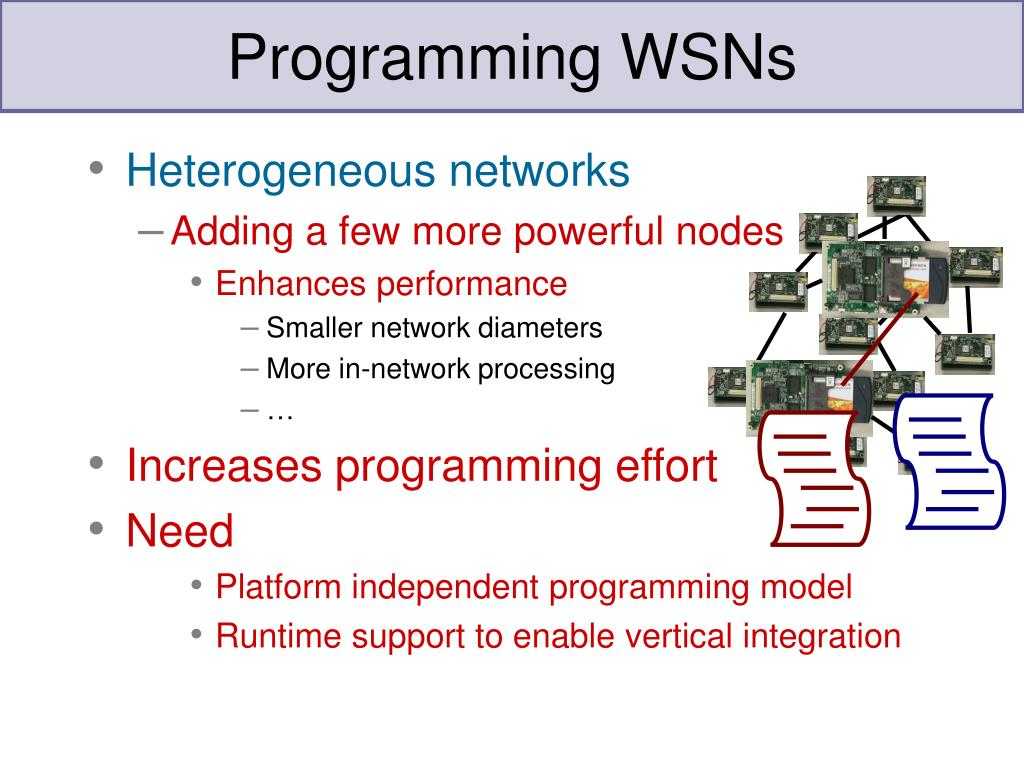 what is distributed application programming