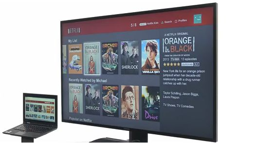application to cataloque netflix movies available