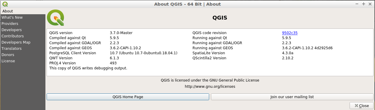 osgeolive & applications that work with qgis