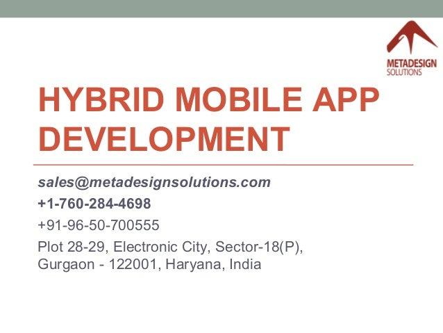 starting an application development company