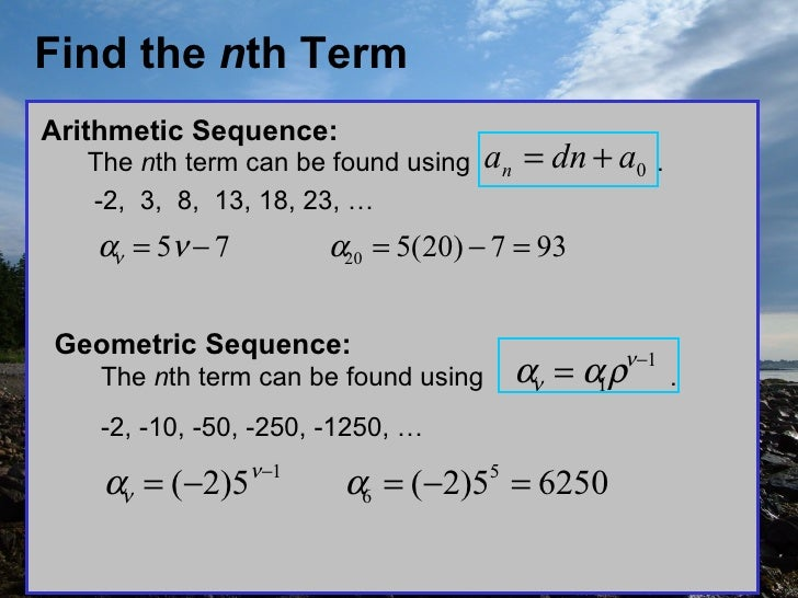 application problems on arithmetic sequence