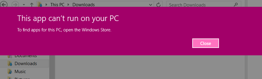 where does windows install click once applications