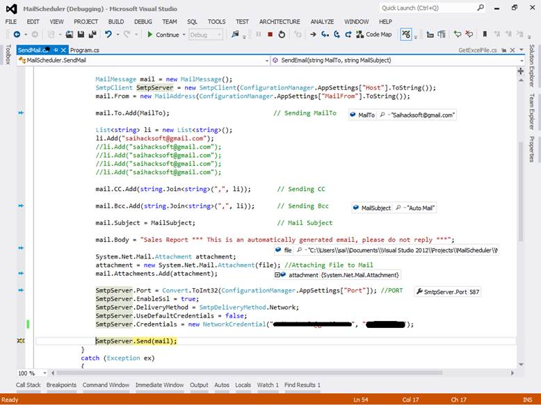 how to create dataset in c windows application
