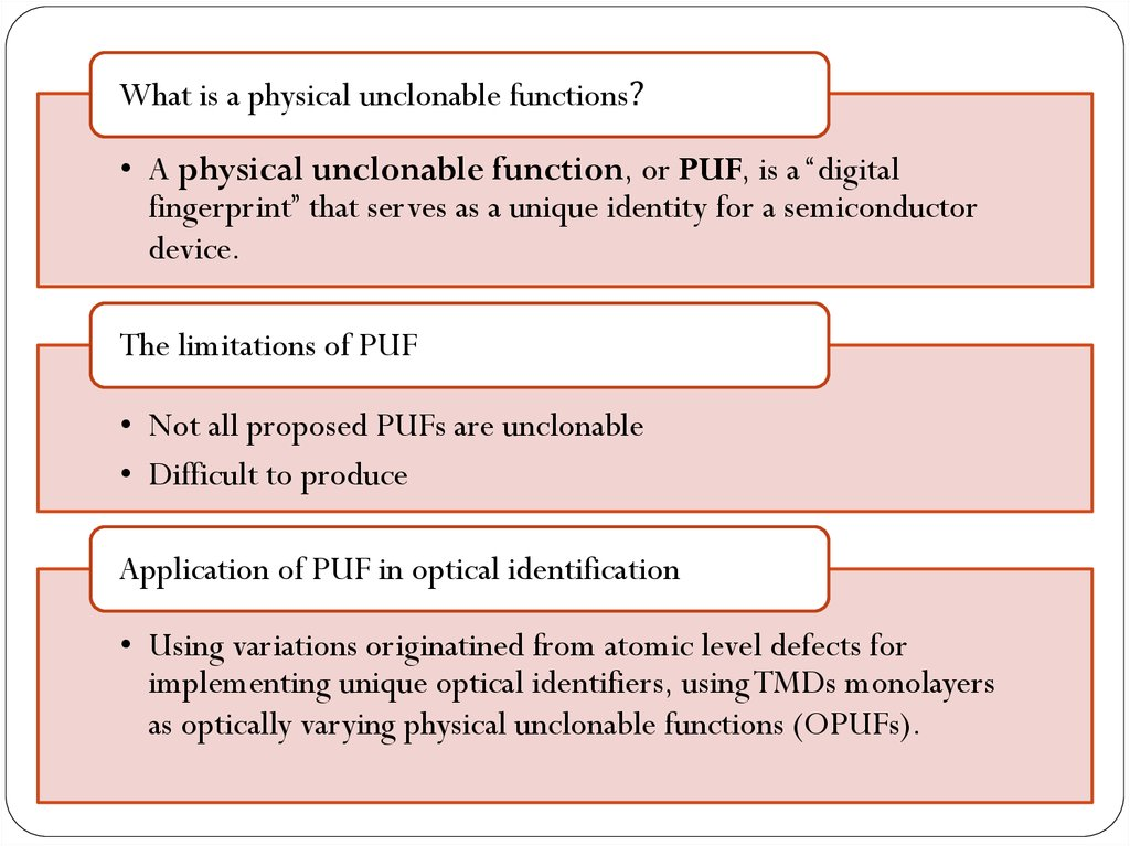 physical unclonable functions and applications a tutorial