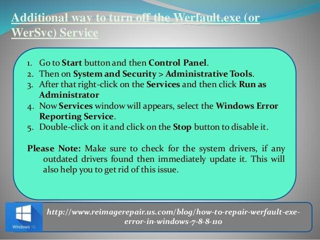 schtasks.exe application error windows 10