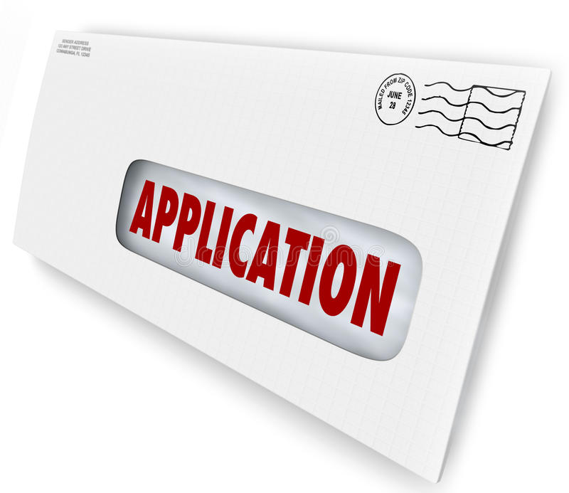 application format for demarcation of land