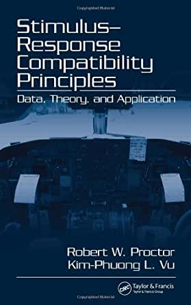 stimulus-response compatibility principles data theory and application