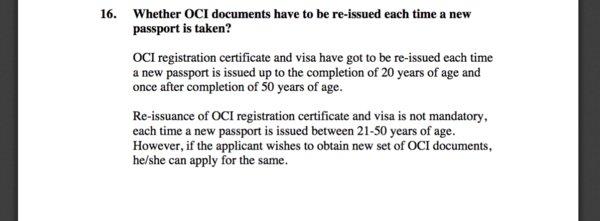 indian visa oci application uk