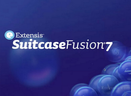 plugins application not found suitcase extensis
