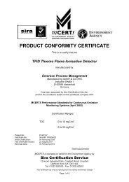 application form for sira approval