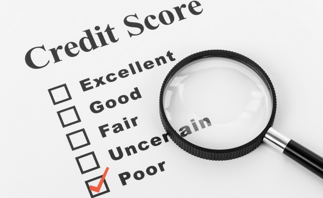 application to have bad credit rating removed in magistrates court