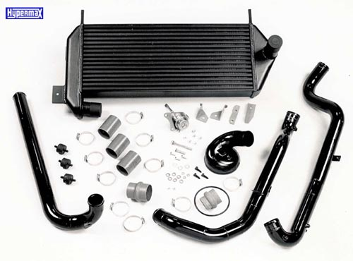 do i need intercooler for boosted application