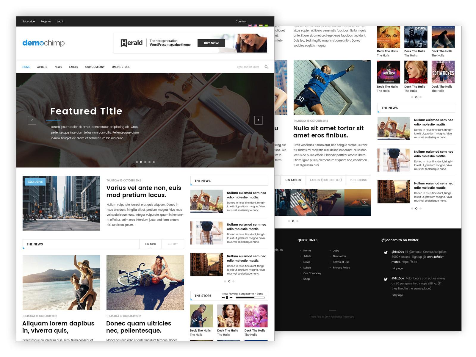 easy social media post design online application