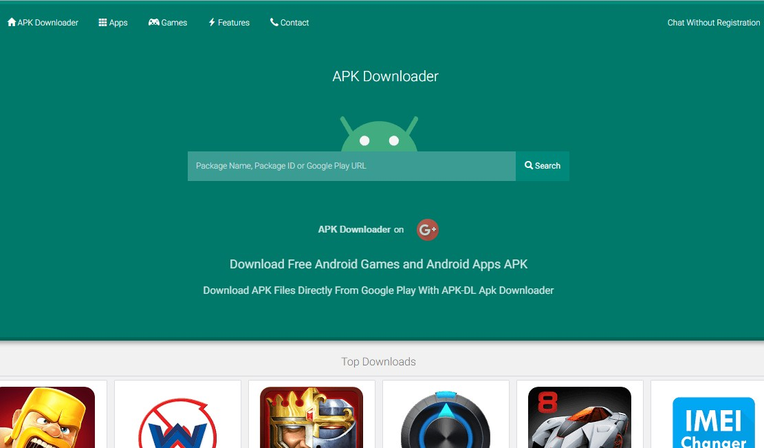 android where to save application data