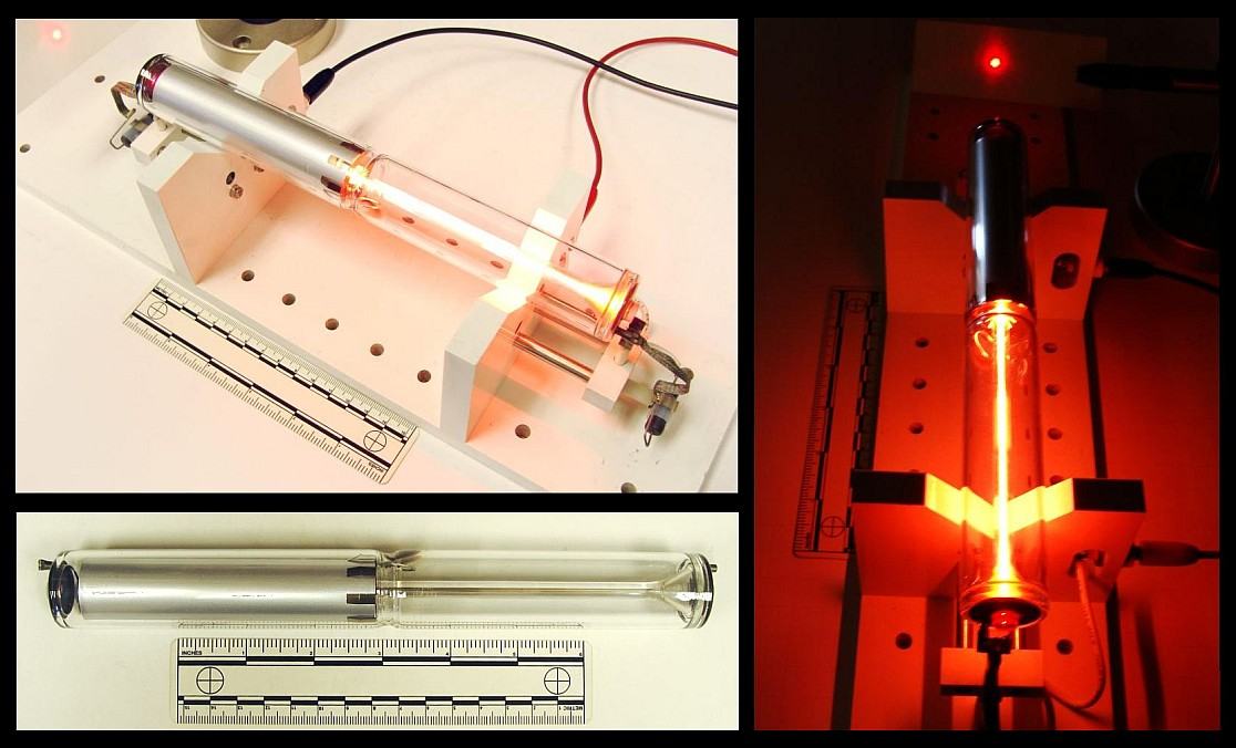 engineering applications of he ne laser