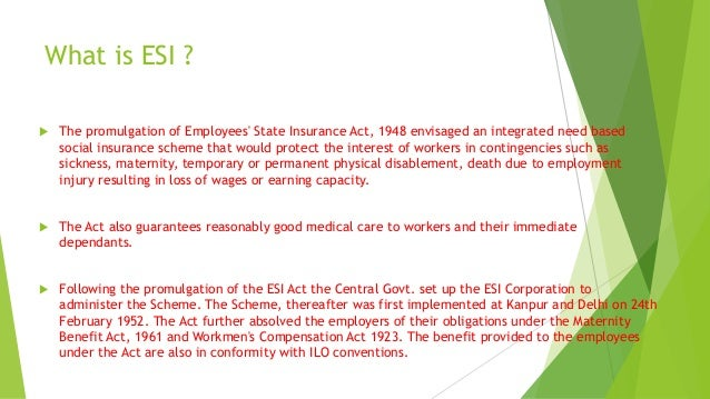 esic applicability number of employees