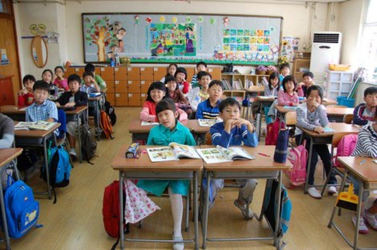 teaching english in korea application process