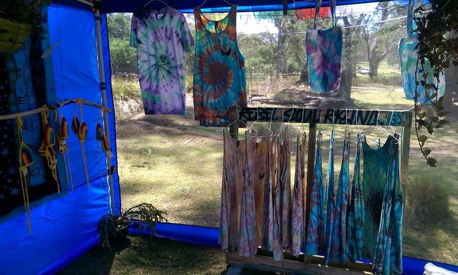 falls festival stall application marion bay