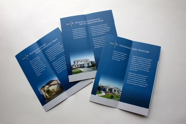 good applications to make a pamphlet on