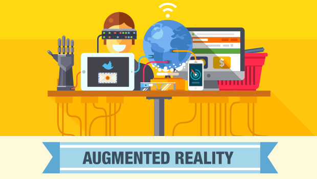 industrial applications for augmented reality