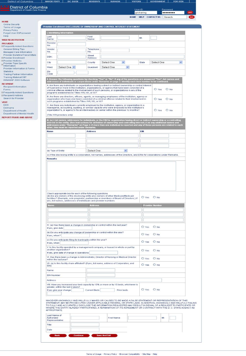 iowa medicaid provider enrollment application