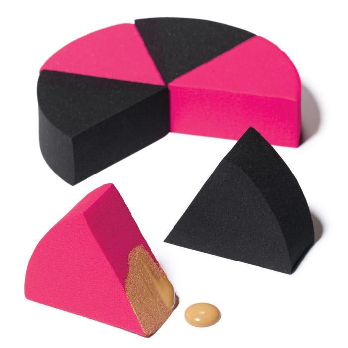 makeup applicator and blender sponge