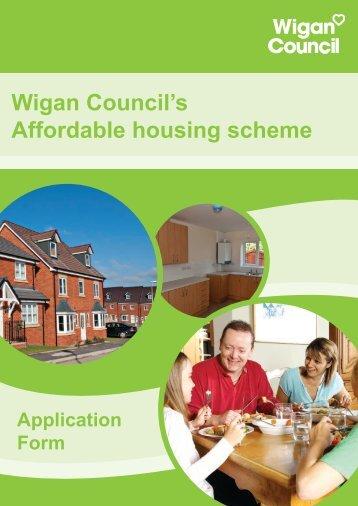 manchester council housing application form