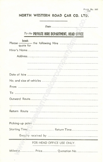 manchester private hire application form