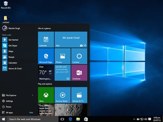 microsoft download mail built-in application for windows 8.1