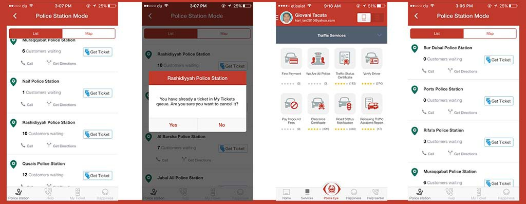 mobile application companies in dubai