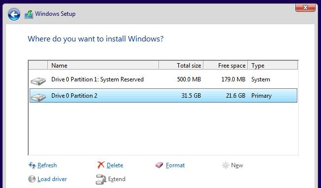 newly installed applications crashing windows 10