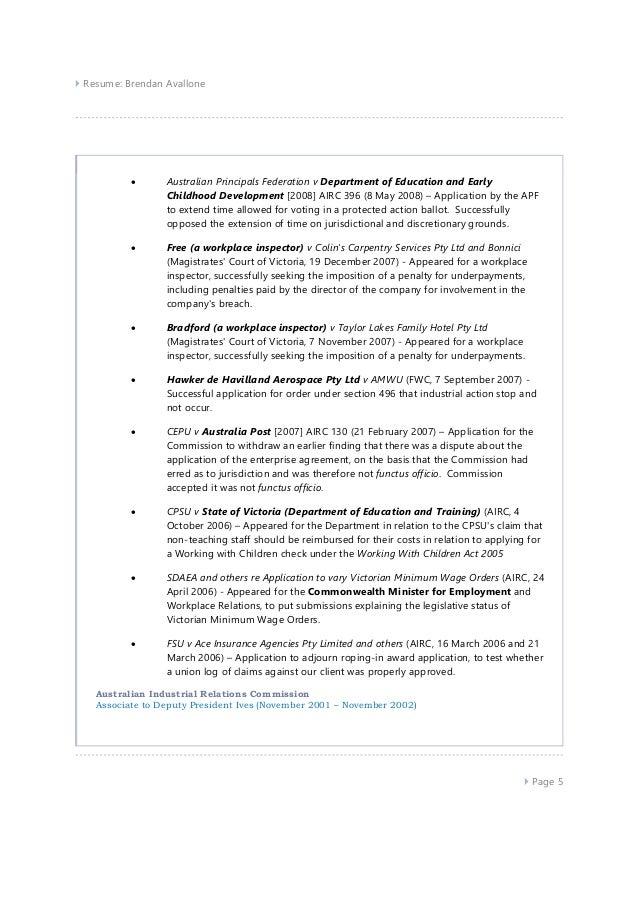unfair dismissal application fwc fee